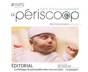 Périscoop – La Politique de périnatalité dans tous ses états… ou presque!