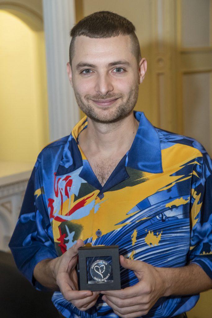 Le nutritionniste urbain, Bernard Lavallée est récompensé par l'ASPQ